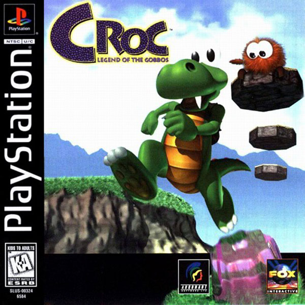 Croc: Legend Of The Gobbos For PlayStation 1 PS1