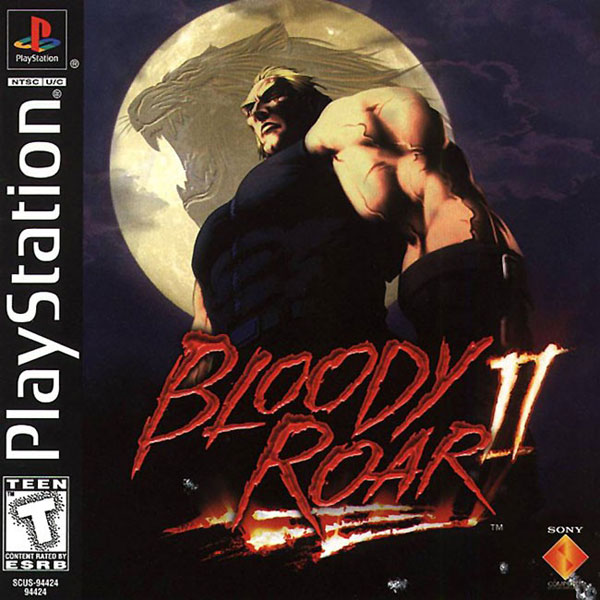 Bloody Roar II For PlayStation 1 PS1