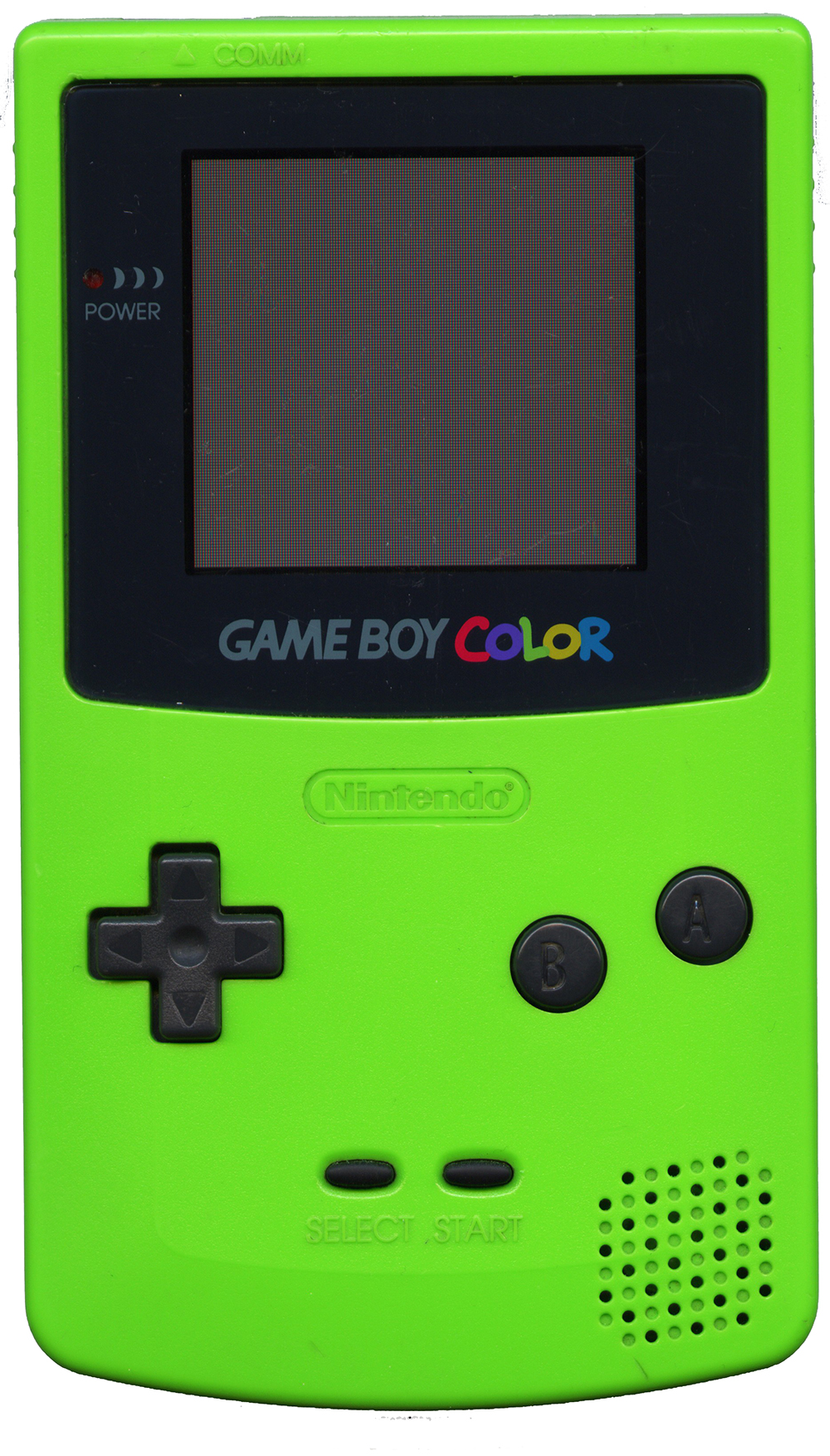 Nintendo Game Boy Color Kiwi Green CGB-001