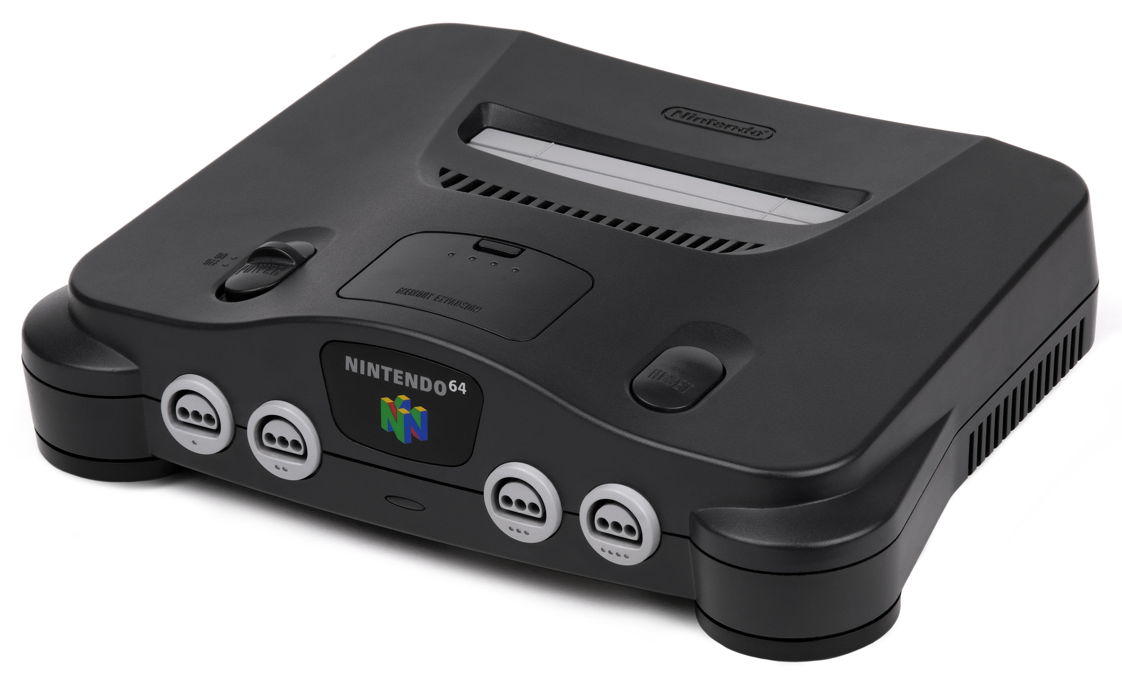 Image 0 of Nintendo 64 N64 System Video Game Console