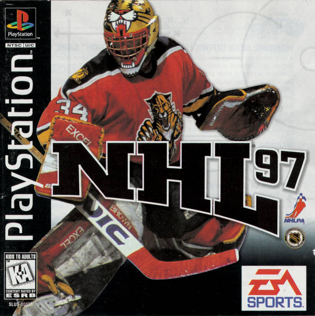NHL 97 Hockey PlayStation Special For PlayStation 1 PS1 With Manual