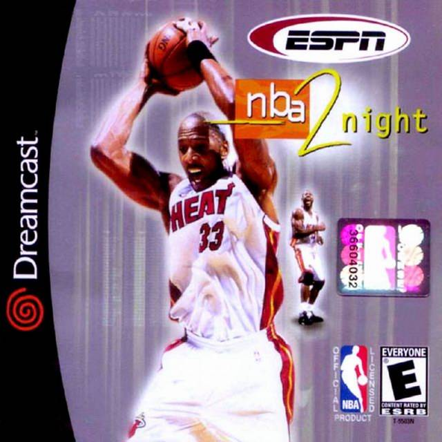 ESPN NBA 2 Night: For Sega Dreamcast Basketball