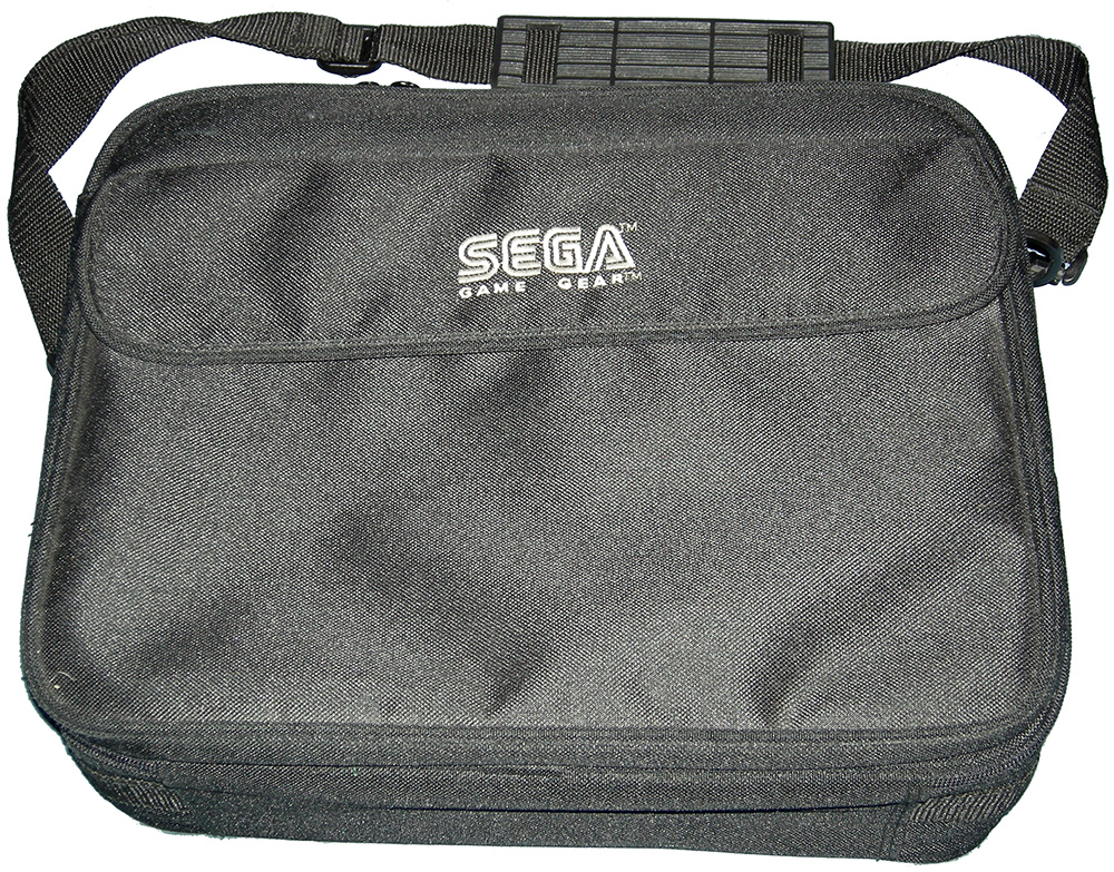 Game Gear Deluxe Carry Case For Sega Game Gear Vintage