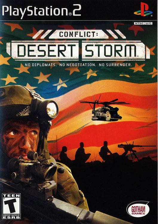 Conflict: Desert Storm For PlayStation 2 PS2