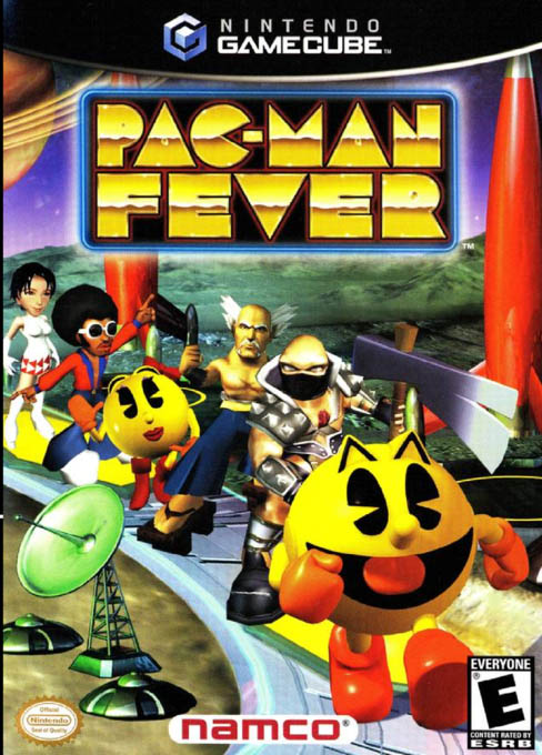 Image 0 of Pac-Man Fever For GameCube Party With Manual and Case