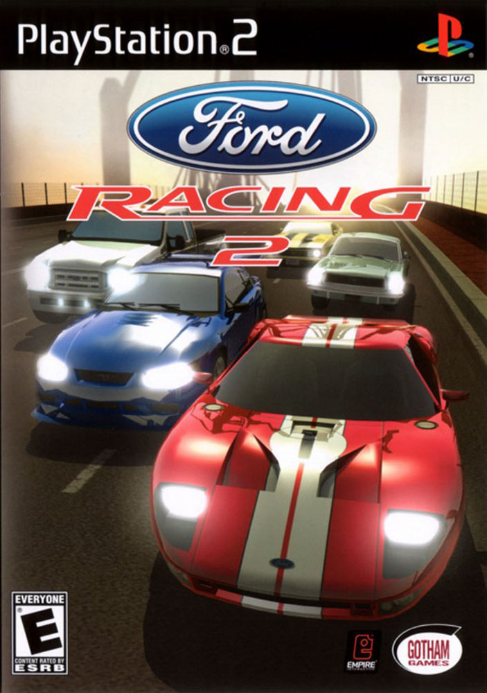 Ford Racing 2 For PlayStation 2 PS2