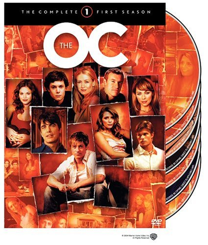 The Oc: Season 1 On DVD With Benjamin Mckenzie Music And Concerts