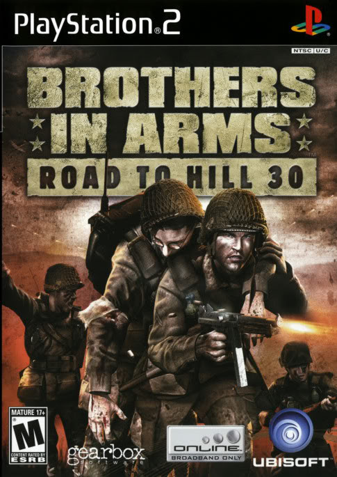 Brothers In Arms: Road To Hill 30 For PlayStation 2 PS2