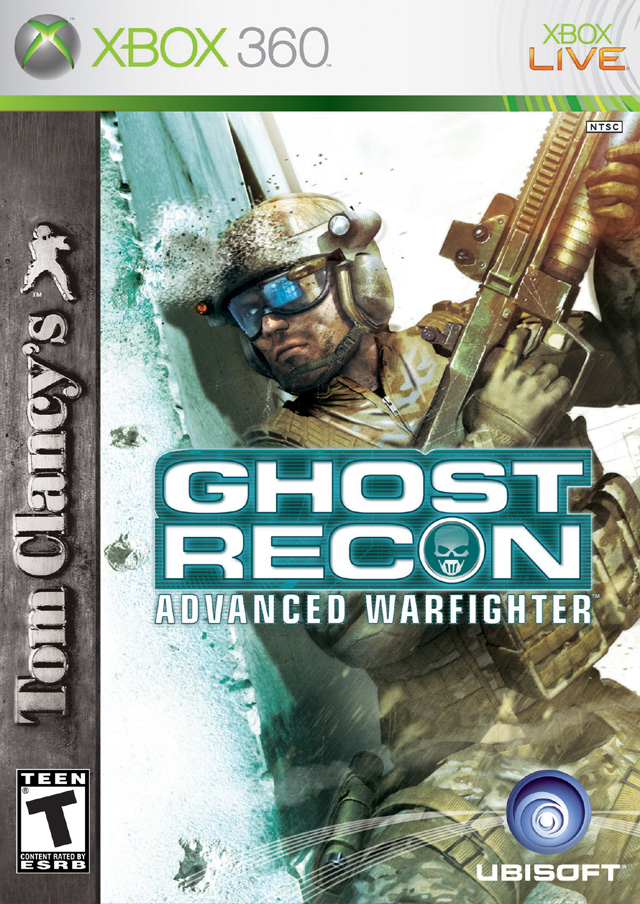 Tom Clancy's Ghost Recon Advanced Warfighter For Xbox 360