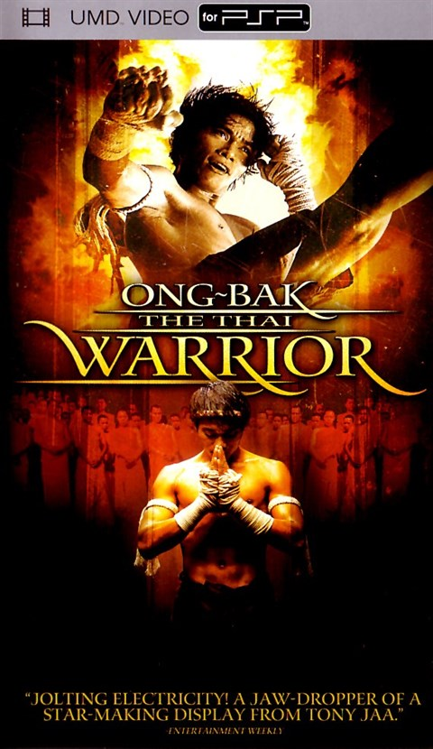 Ong Bak The Thai Warrior UMD For PSP