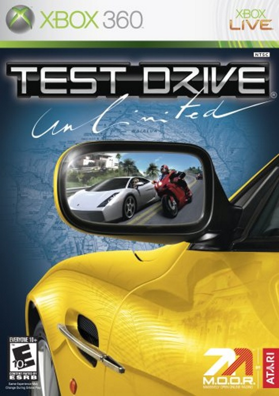 Image 0 of Test Drive Unlimited For Xbox 360 Flight