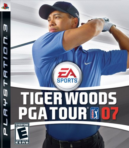 Image 0 of Tiger Woods PGA Tour 07 For PlayStation 3 PS3 Golf