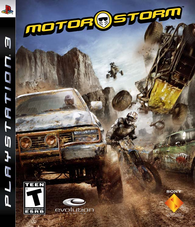 Motorstorm For PlayStation 3 PS3