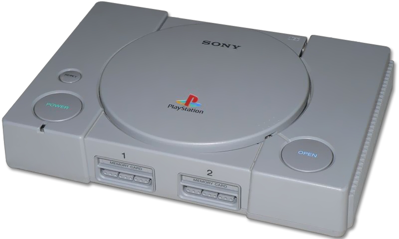 PlayStation System Video Game Console