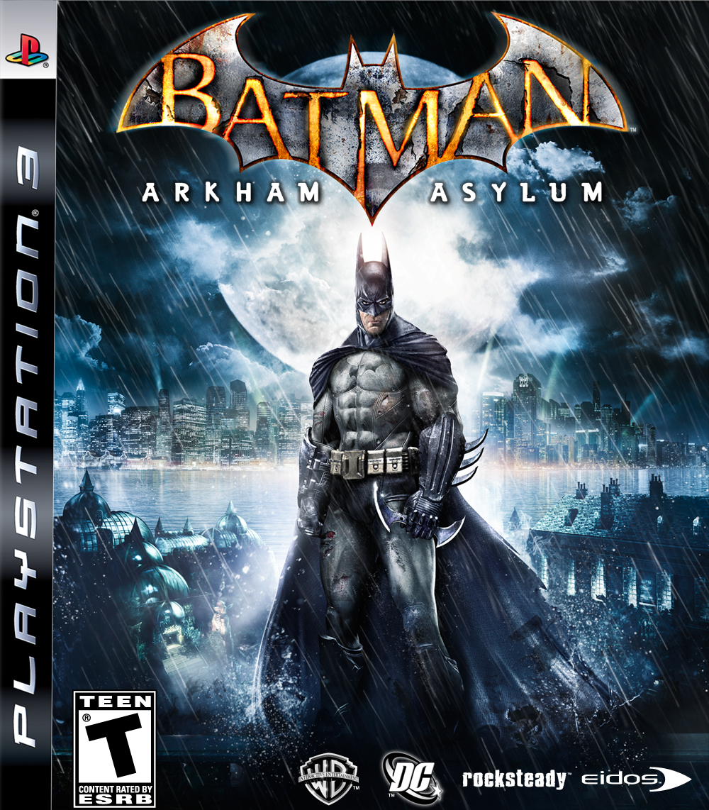 Batman: Arkham Asylum For PlayStation 3 PS3