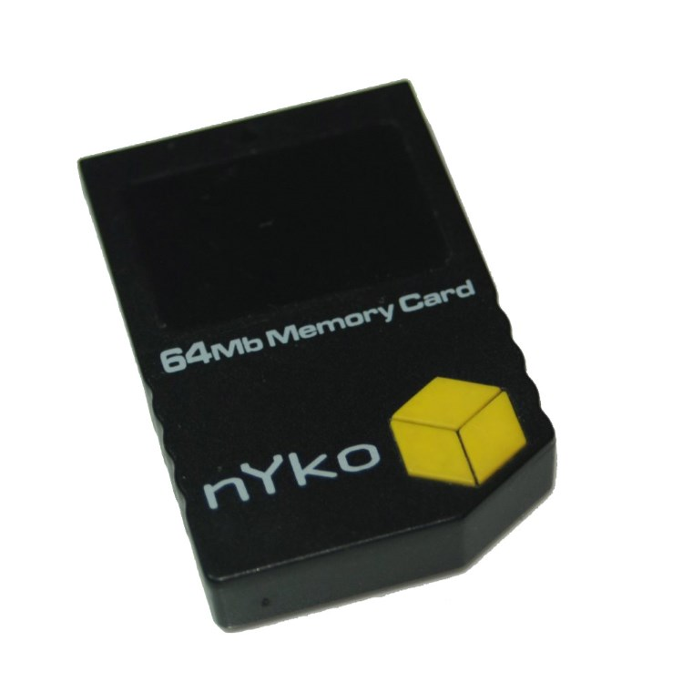 64 MB Memory Card For Nintendo Game Cube System For GameCube Expansion