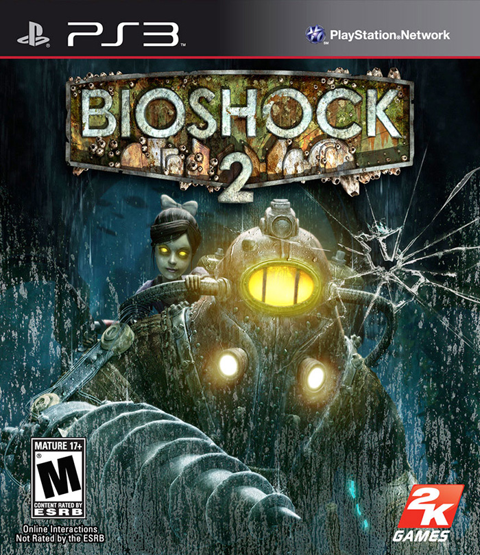 Image 0 of Bioshock 2 For PlayStation 3 PS3
