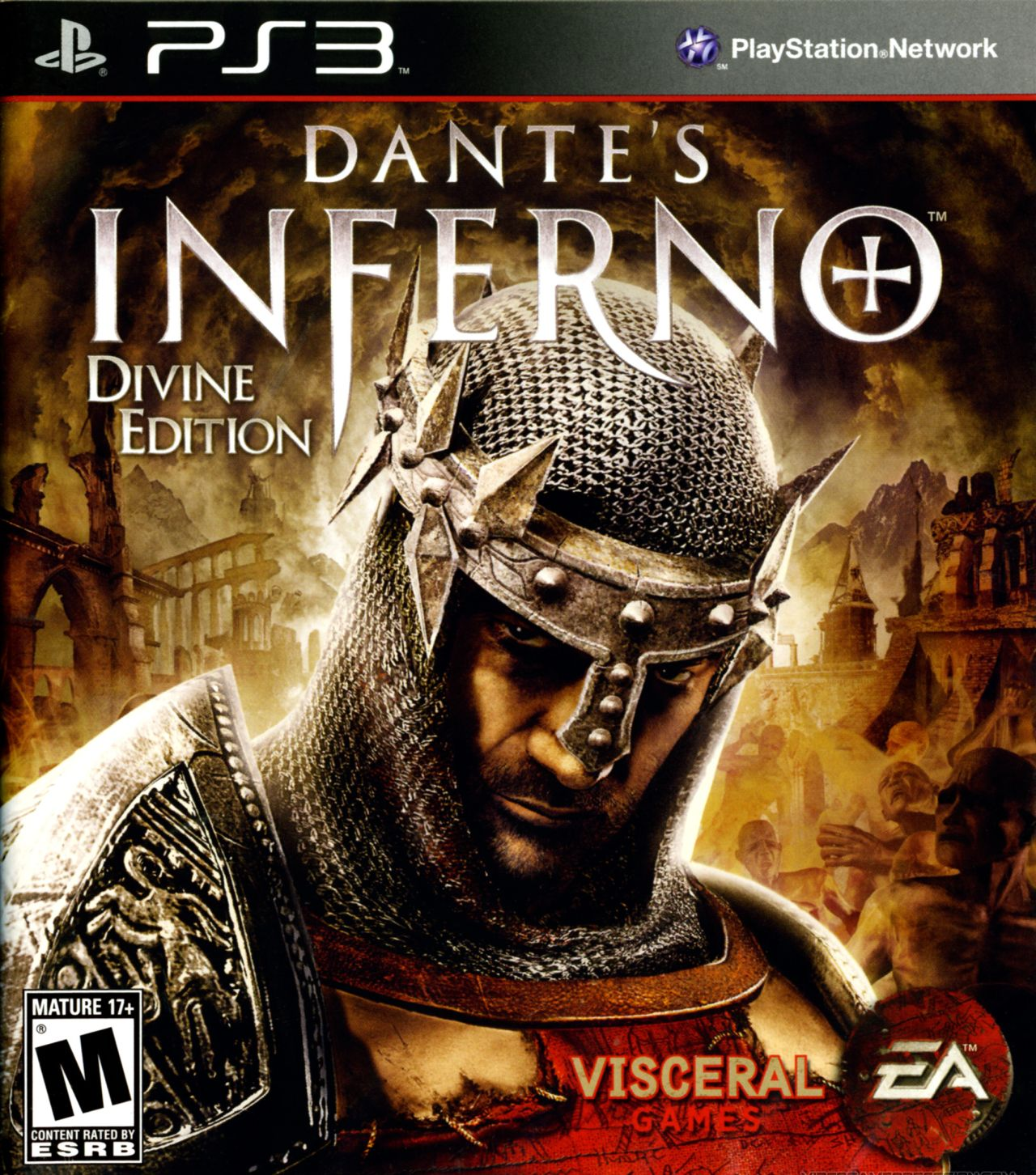 Image 0 of Dante's Inferno Divine Edition For PlayStation 3 PS3