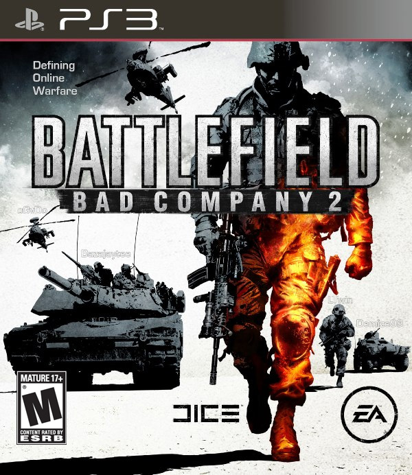 Image 0 of Battlefield Bad Company 2 For PlayStation 3 PS3 Shooter