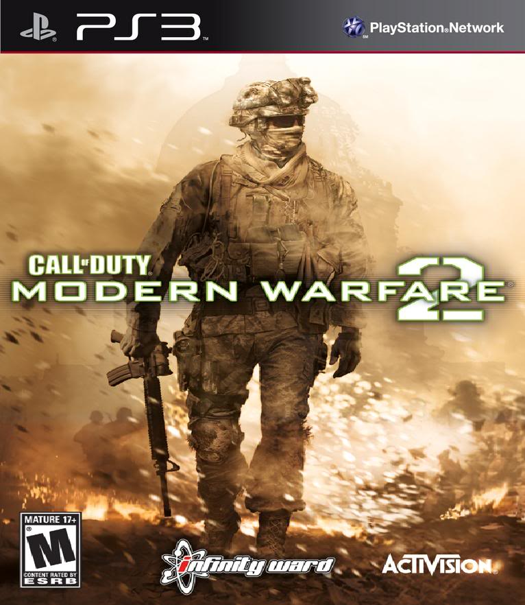 Call Of Duty: Modern Warfare 2 For PlayStation 3 PS3 COD Strategy