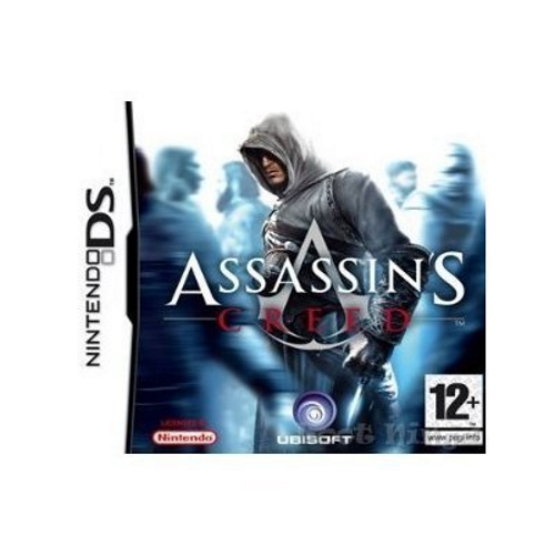 Assassin's Creed For Nintendo DS DSi 3DS 2DS