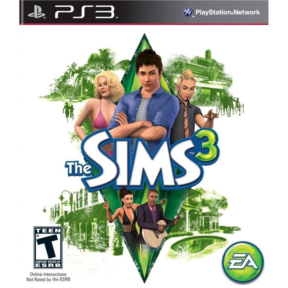 Image 0 of The Sims 3 For PlayStation 3 PS3