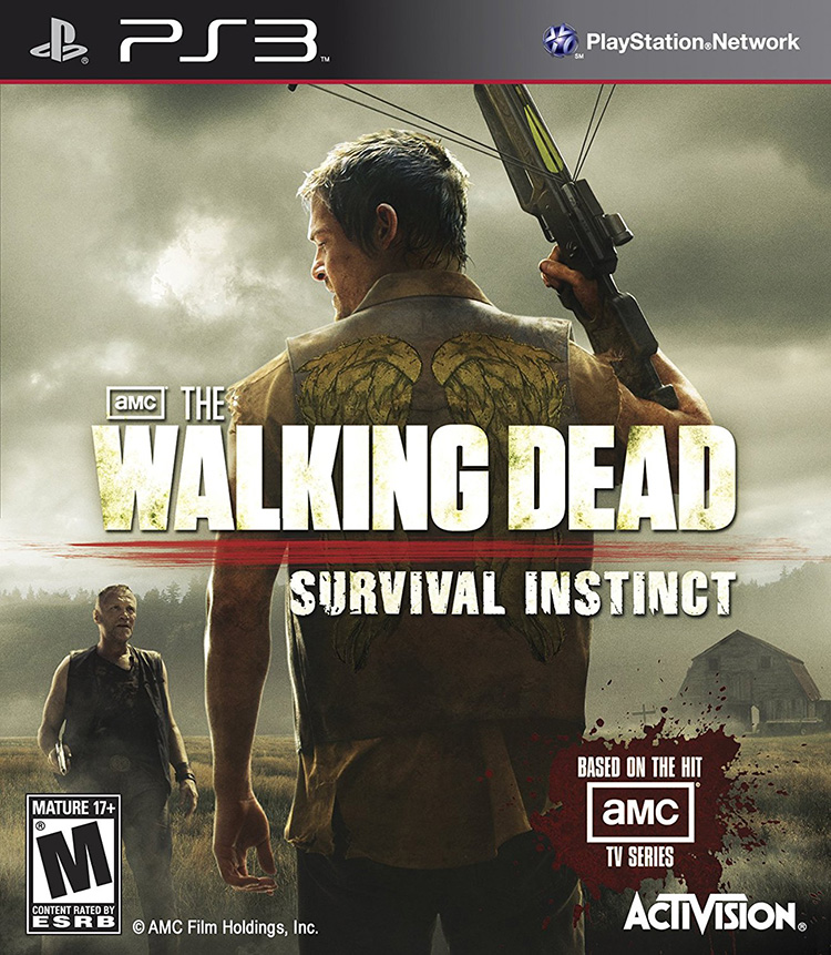 Image 0 of The Walking Dead: Survival Instinct For PlayStation 3 PS3