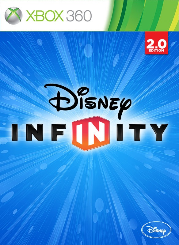 Infinity 2.0 Game Only For Xbox 360 Disney